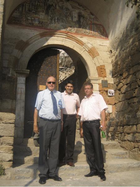 Workshop on Risk Assessment in Macedonia