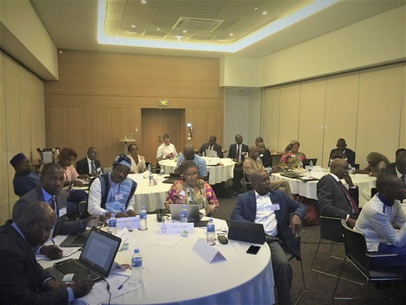 Workshop on skills development unifies eight countries