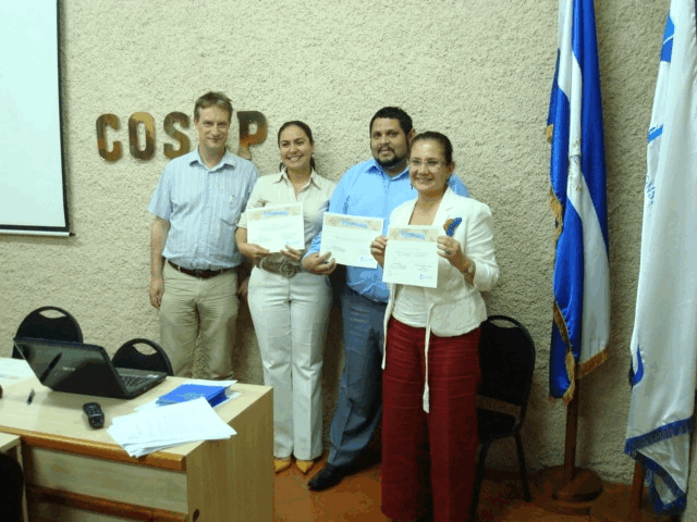 Workshops on Communication in Nicaragua